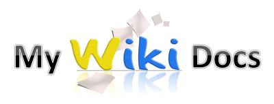 myWikiDocs
